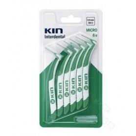 Kin cepillo interdental micro 6u