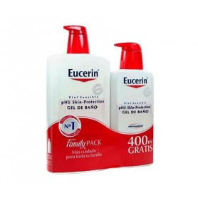 EUCERIN GEL 1 L+400 ml
