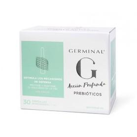 Germinal ampollas Prebioticos 30u