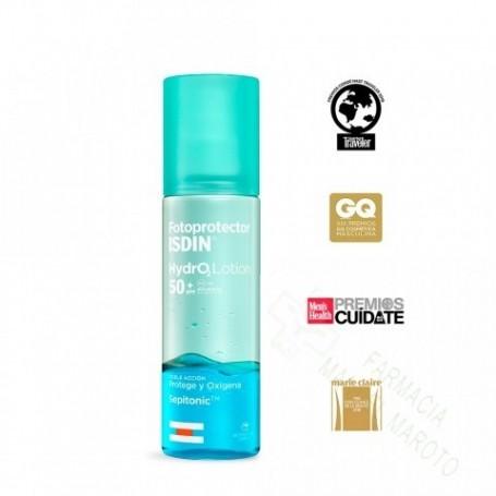 Isdin Solar Hydrolocion azul F 50+ 200 ml spray