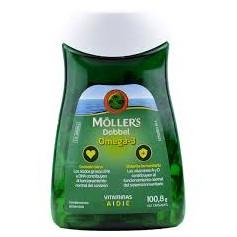 Omega 3 Mollers Forte Epa-DHA 60 caps