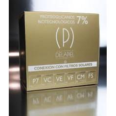 Delapiel Proteoglicanos 7% filtro solar 15 amp