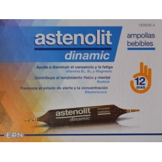 ASTENOLIT-DINAMIC 12 AMP