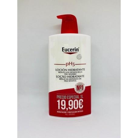 Eucerin Locion Hidratante 1000 ml